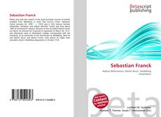 Couverture de Sebastian Franck