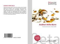 Andheri-Hilfe Bonn kitap kapağı