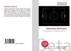 Buchcover von Sebastian Hofmann