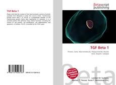 Bookcover of TGF Beta 1