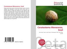 Bookcover of Ceratostoma Monoceros, Snail