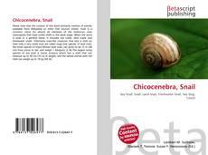Couverture de Chicocenebra, Snail