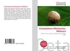 Bookcover of Ceratostoma Monoceros, Mollusca