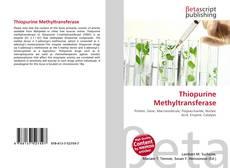 Обложка Thiopurine Methyltransferase