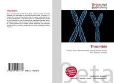 Couverture de Thrombin