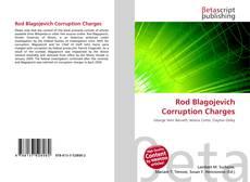 Rod Blagojevich Corruption Charges kitap kapağı