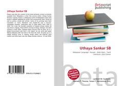 Bookcover of Uthaya Sankar SB