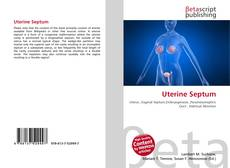 Bookcover of Uterine Septum