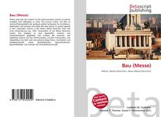 Bookcover of Bau (Messe)