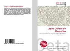 Bookcover of Lagoa Grande do Maranhão