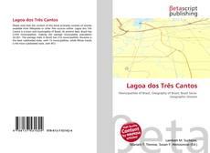Bookcover of Lagoa dos Três Cantos