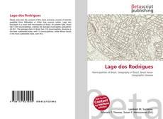 Buchcover von Lago dos Rodrigues
