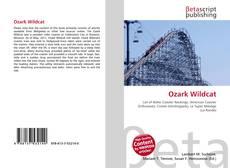 Ozark Wildcat kitap kapağı