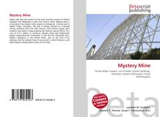 Bookcover of Mystery Mine