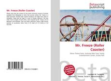 Bookcover of Mr. Freeze (Roller Coaster)