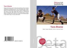 Portada del libro de Tavo Álvarez