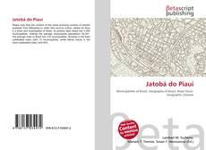Capa do livro de Jatobá do Piauí