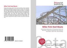 Mike Fink Keel Boats的封面