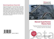 Bookcover of Marvel Superheroes Theme Park
