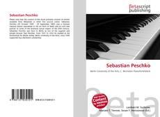 Bookcover of Sebastian Peschko