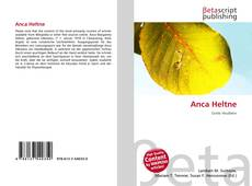 Bookcover of Anca Heltne