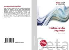 Обложка Spelaeoconcha Paganettii