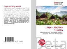 Utopia, Northern Territory kitap kapağı