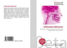 Utilization Behavior的封面
