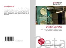 Bookcover of Utility Submeter