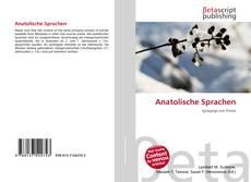Buchcover von Anatolische Sprachen