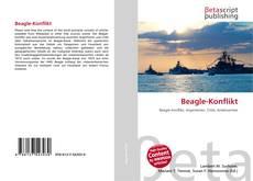 Buchcover von Beagle-Konflikt