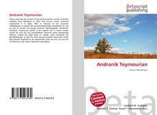Bookcover of Andranik Teymourian