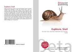 Couverture de Eupleura, Snail