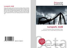 Bookcover of Lunapark, Łódź