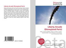 Portada del libro de Liberty Arcade (Disneyland Paris)