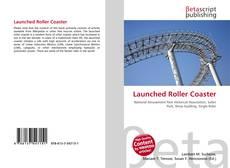 Capa do livro de Launched Roller Coaster