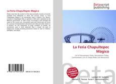 Portada del libro de La Feria Chapultepec Mágico