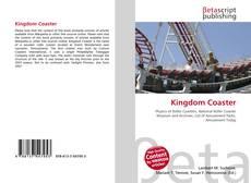 Capa do livro de Kingdom Coaster