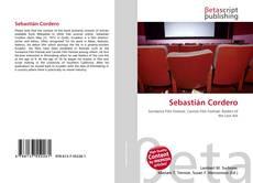 Portada del libro de Sebastián Cordero
