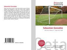 Bookcover of Sebastián González