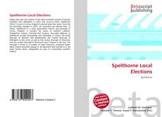 Bookcover of Spelthorne Local Elections