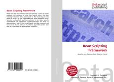 Bookcover of Bean Scripting Framework