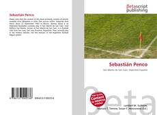 Capa do livro de Sebastián Penco