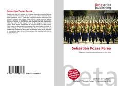 Portada del libro de Sebastián Pozas Perea
