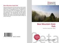 Capa do livro de Bear Mountain State Park