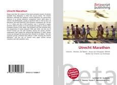 Portada del libro de Utrecht Marathon