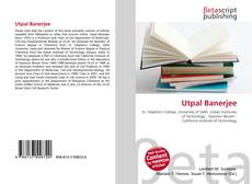 Utpal Banerjee的封面