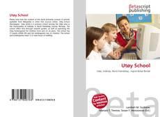 Bookcover of Utøy School