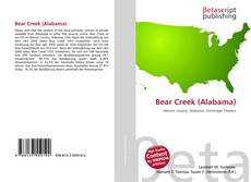 Buchcover von Bear Creek (Alabama)