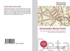 Bookcover of Governador Nunes Freire
